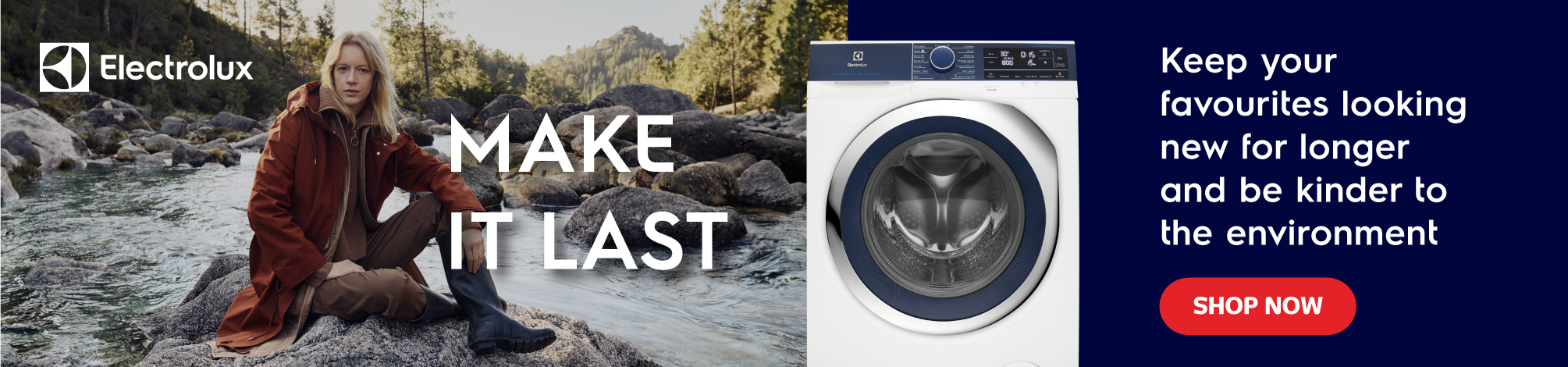 Electrolux and Simpson Laundry Guide