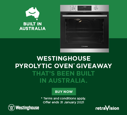 Win A Westinghouse Oven Built In Australia