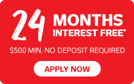 24 months interest free finance