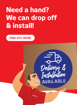 Delivery & Installation Available - Retravision