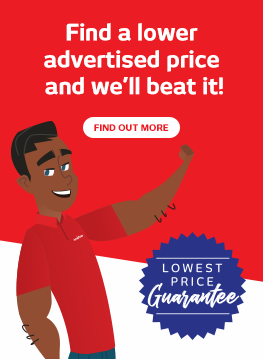 Lowest Price Guarantee - Retravision