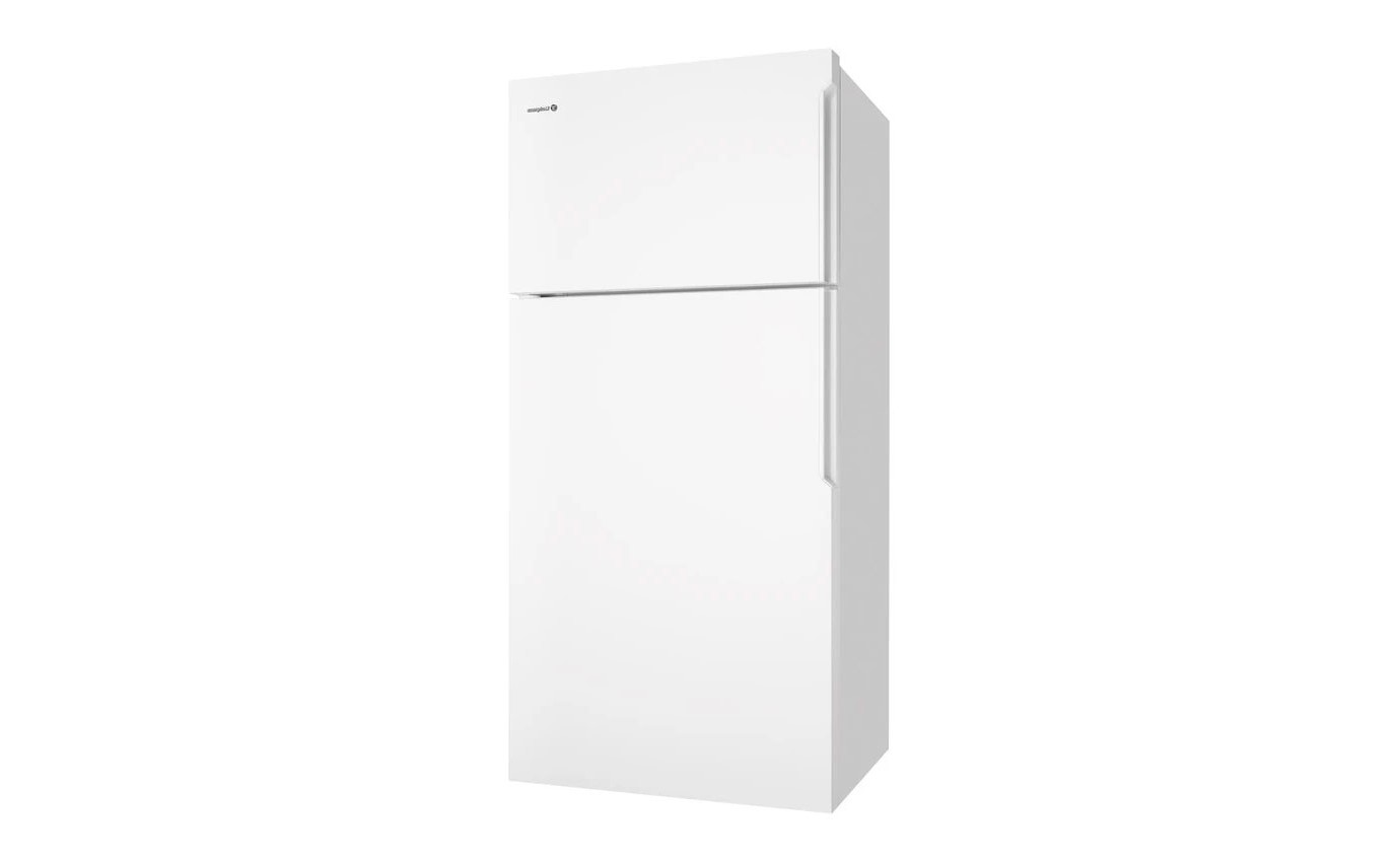 Westinghouse 536L White Top Mount Fridge WTB5400WCL