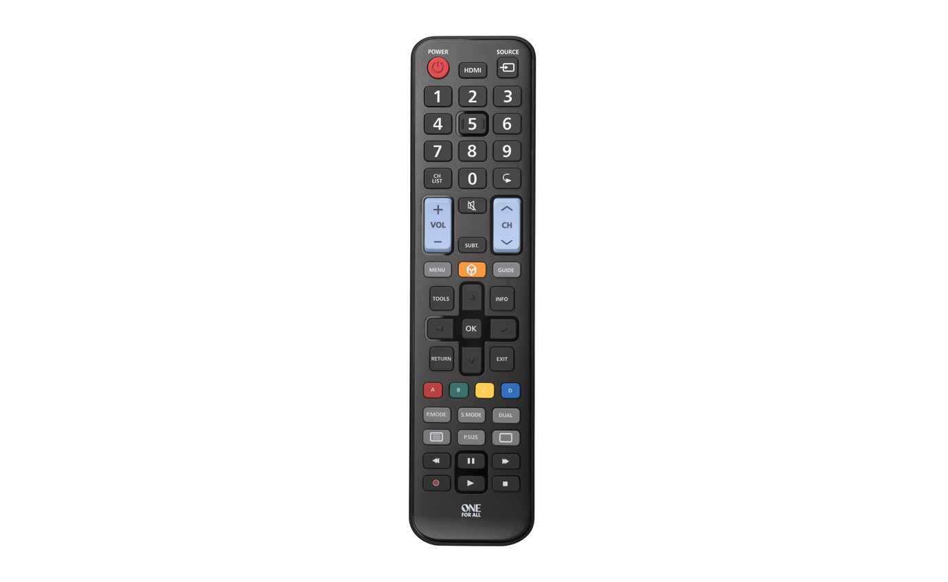 One For All Samsung TV Replacement Remote URC1910