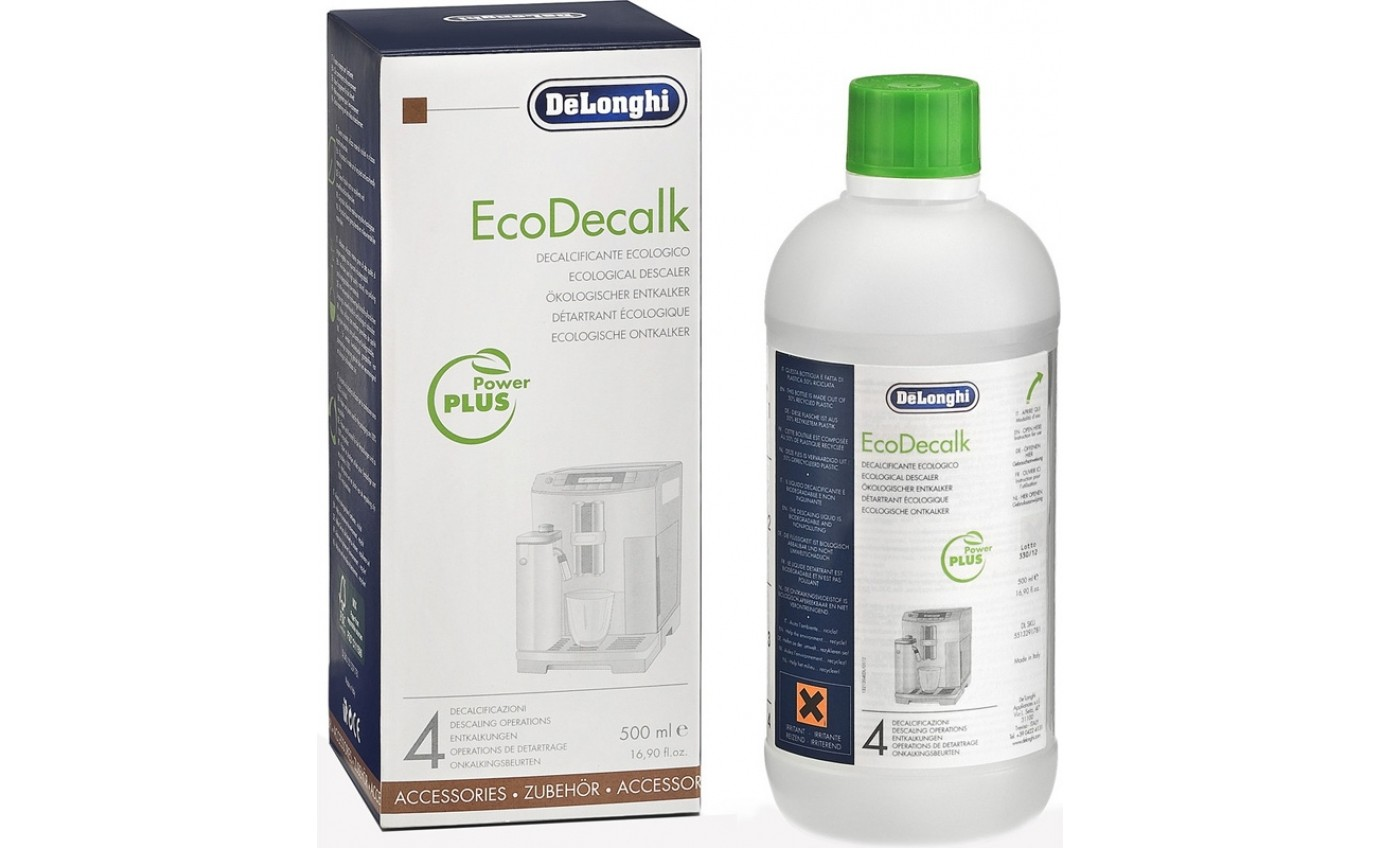 Delonghi EcoDecalk Coffee Descaler DLSC500