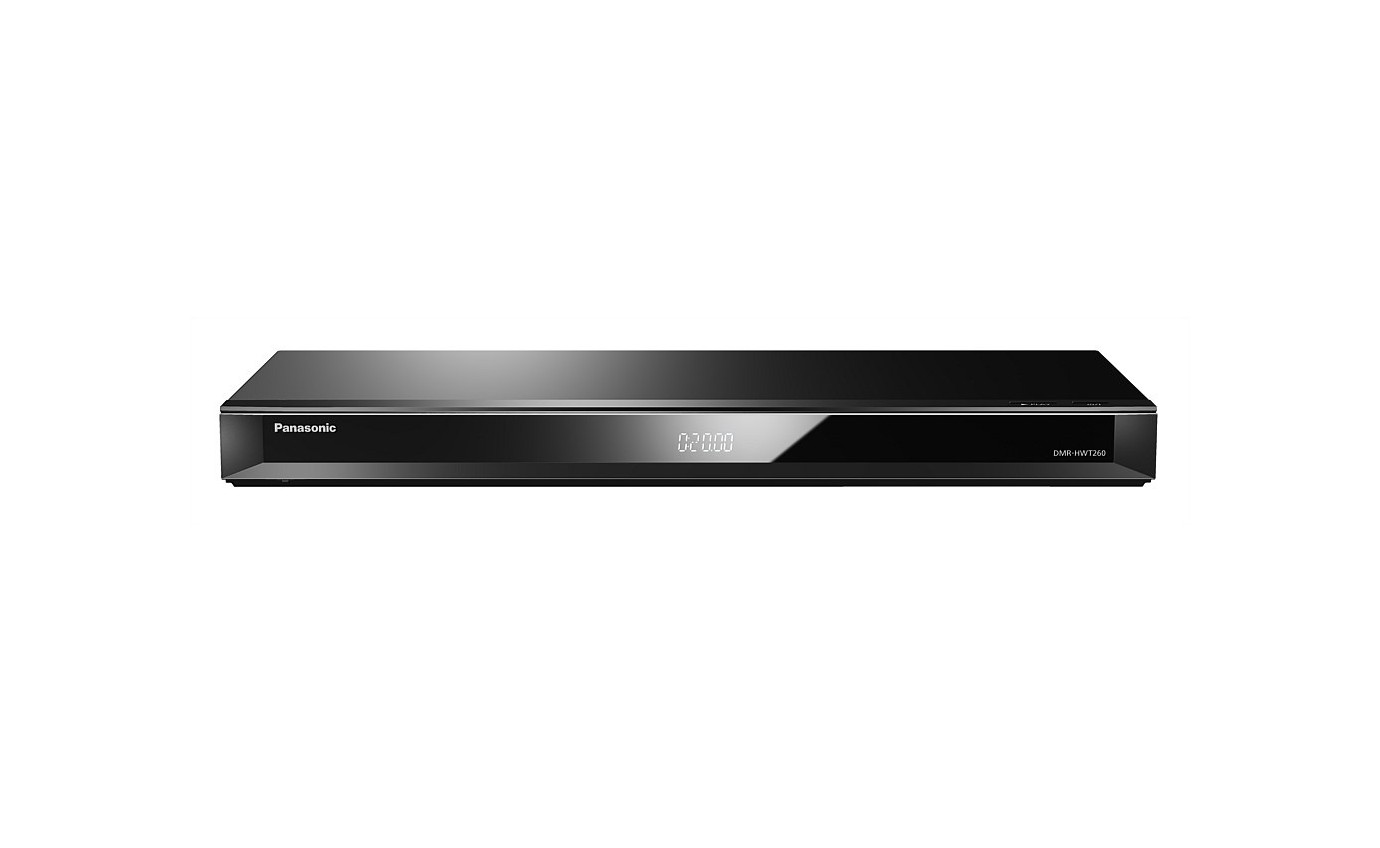 Panasonic Smart Network HDD Recorder DMRHWT260GN
