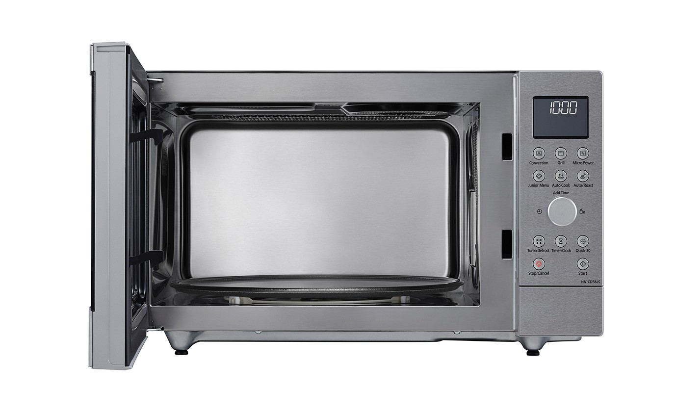 Panasonic 27L Convection Microwave Oven NNCD58JSQPQ