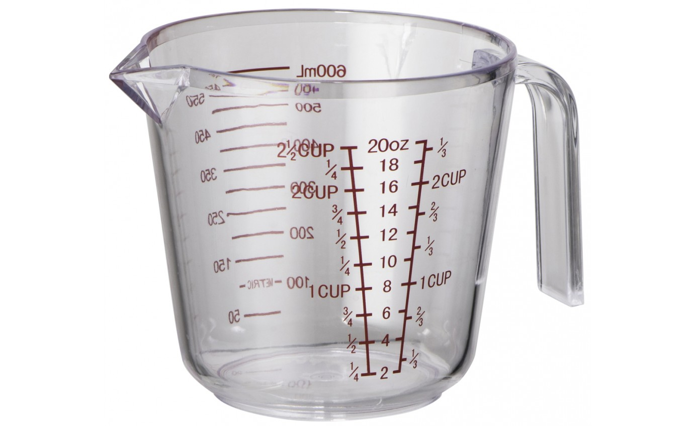 Avanti Measuring Jug 600ml 12988