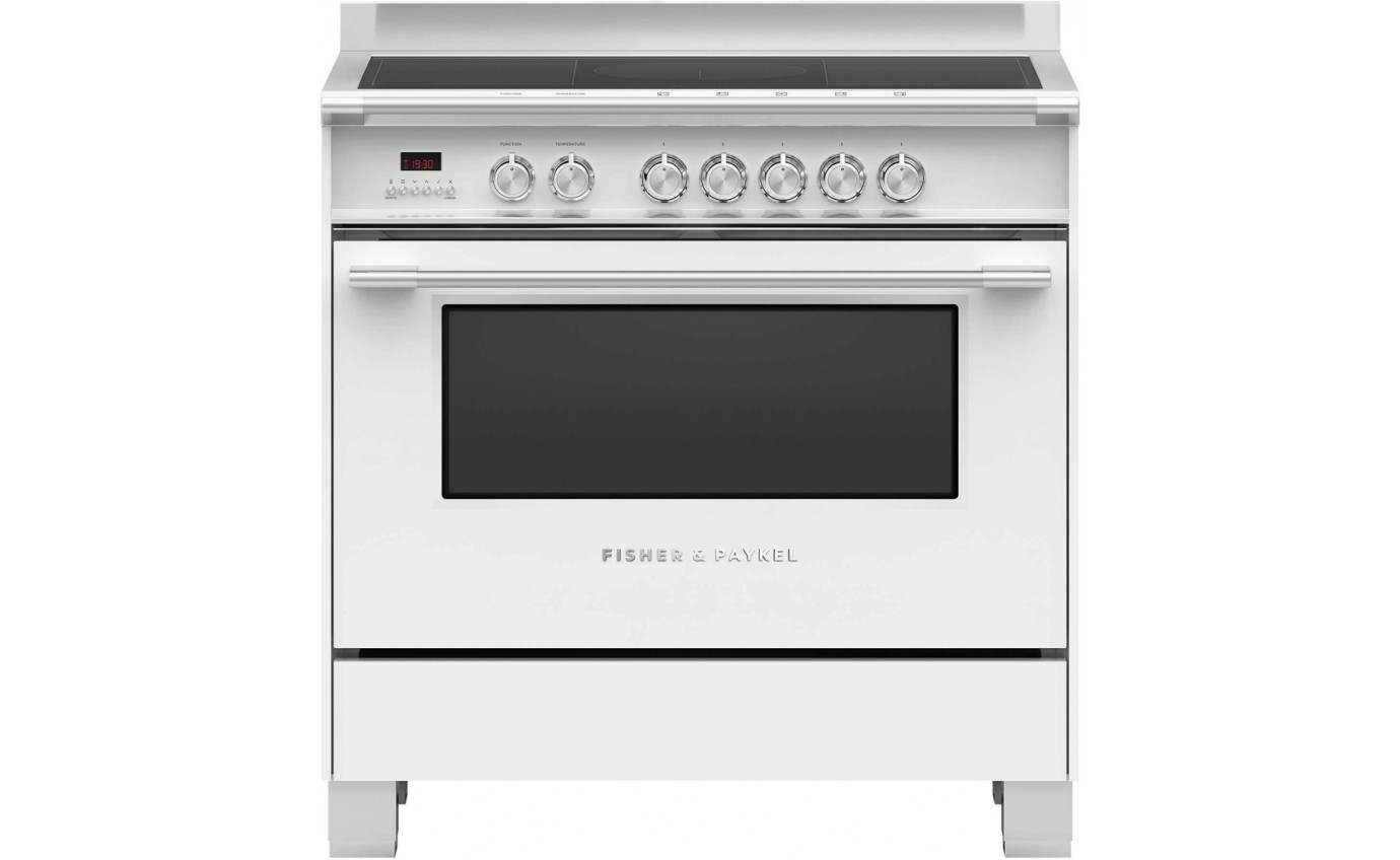 Fisher & Paykel 90cm Freestanding Induction Cooker OR90SCI4W1