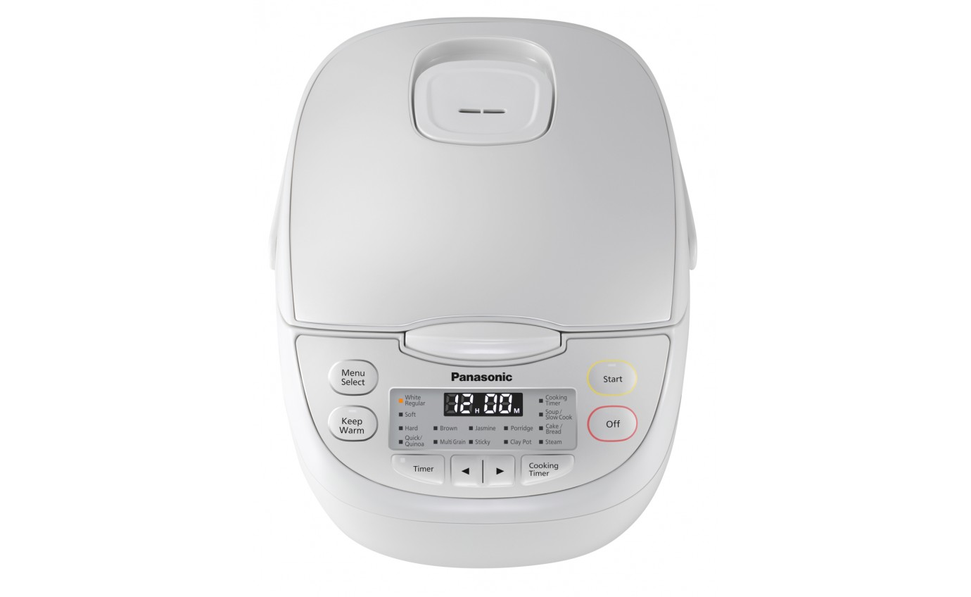 Panasonic 1.8L Rice Cooker SRCN188WST