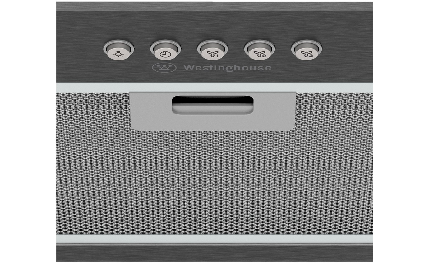 Westinghouse 80cm Integrated Rangehood WRI814BB