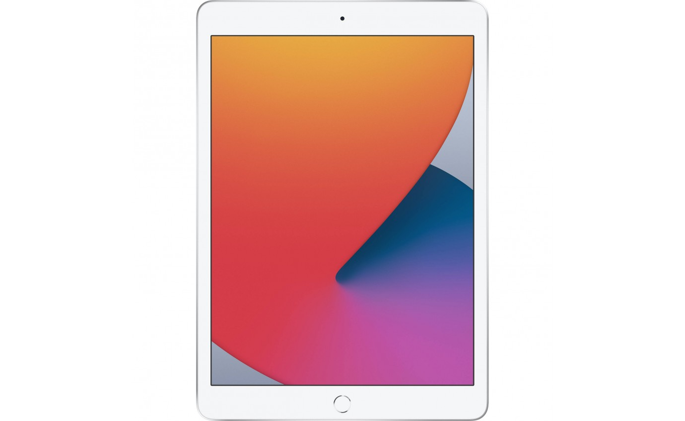 Apple iPad 128GB Wi-Fi (Silver) MYLE2XA