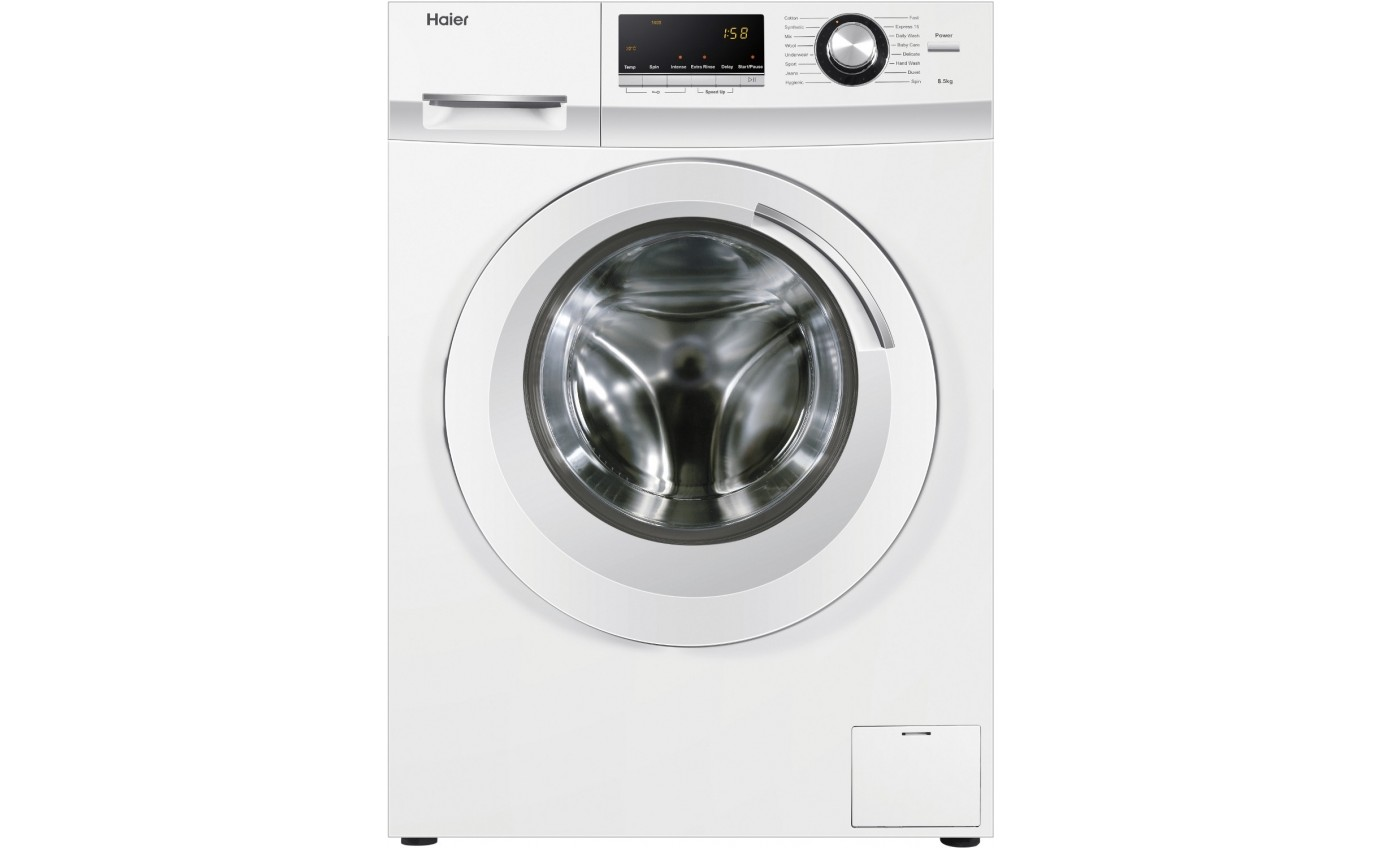 Haier 8.5KG Front Load Washing Machine HWF85BW1
