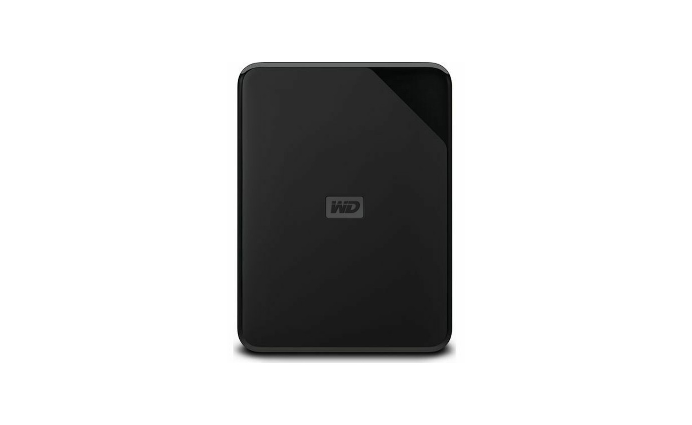 Western Digital 4TB Elements SE HDD WDBJRT0040BBK