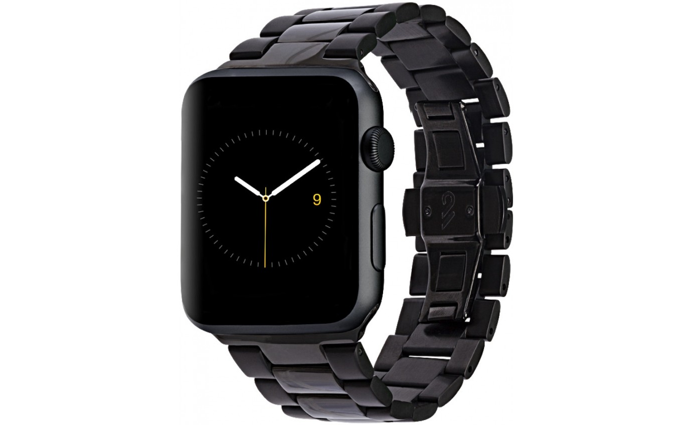 Case Mate Linked Band for Apple Watch 42mm - Black CM034064