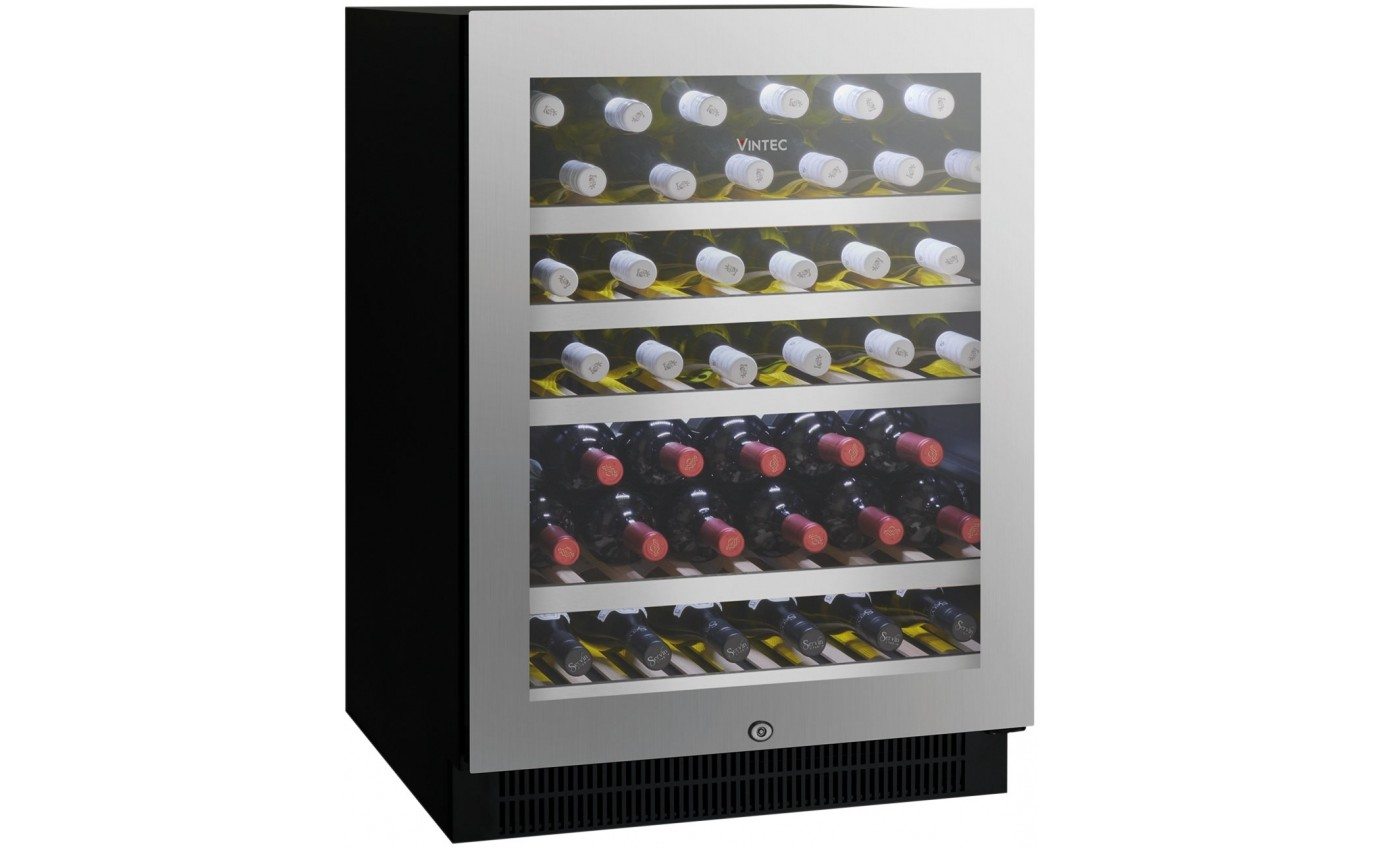 Vintec Single Zone Wine Cabinet VWS050SSBX