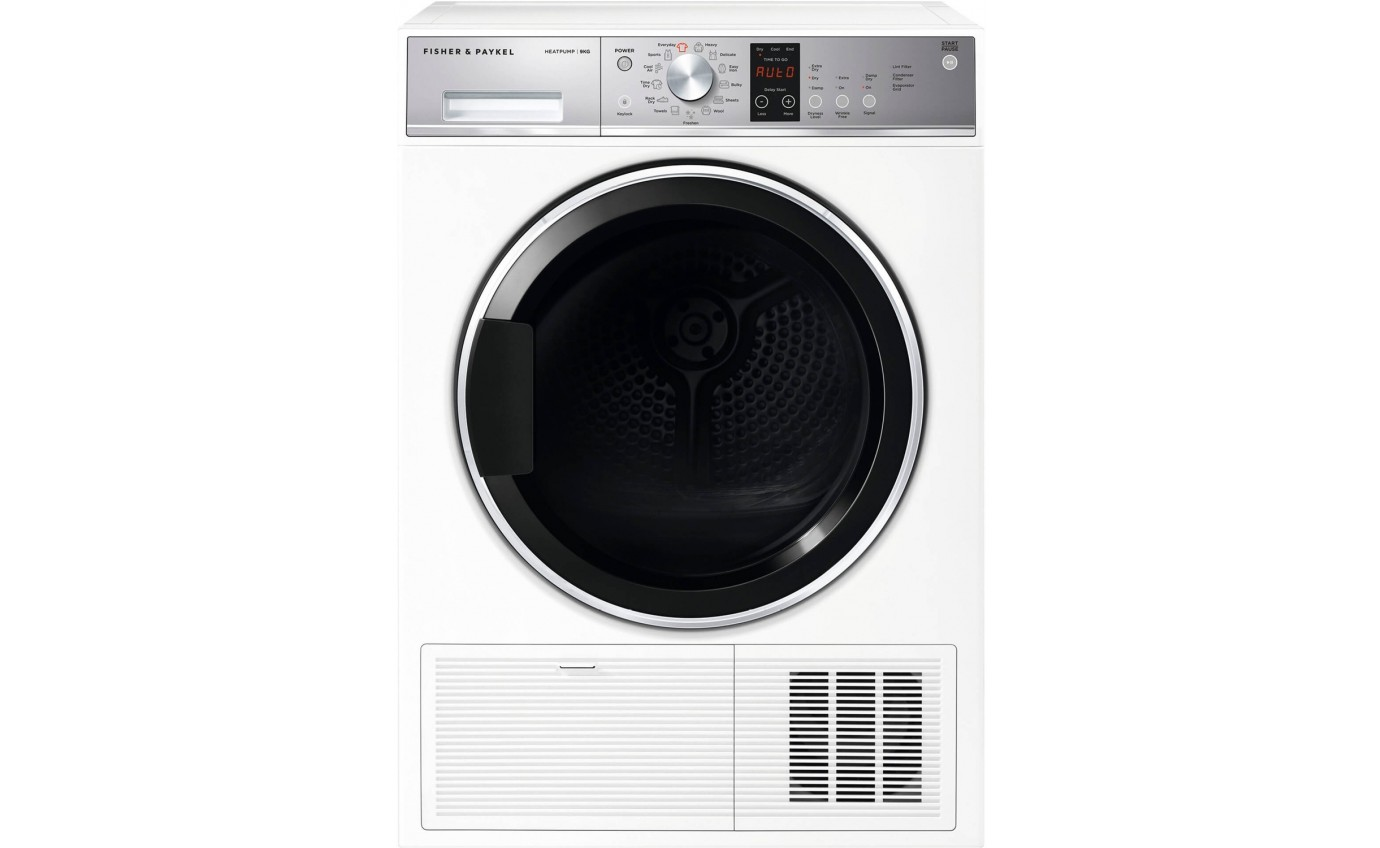 Fisher & Paykel 9kg Heat Pump Clothes Dryer DH9060P1