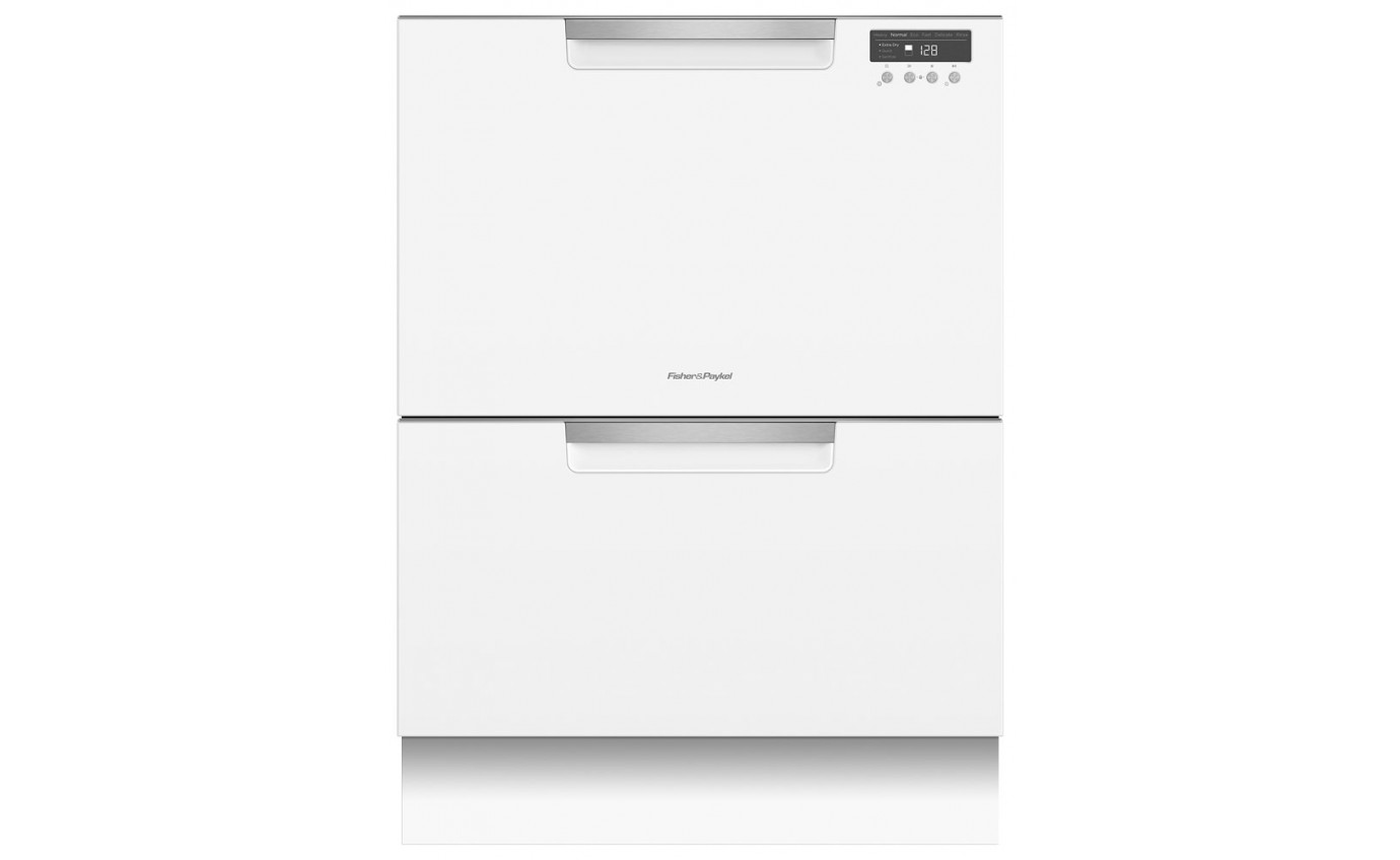 Fisher & Paykel Double DishDrawer Dishwasher DD60DCW9