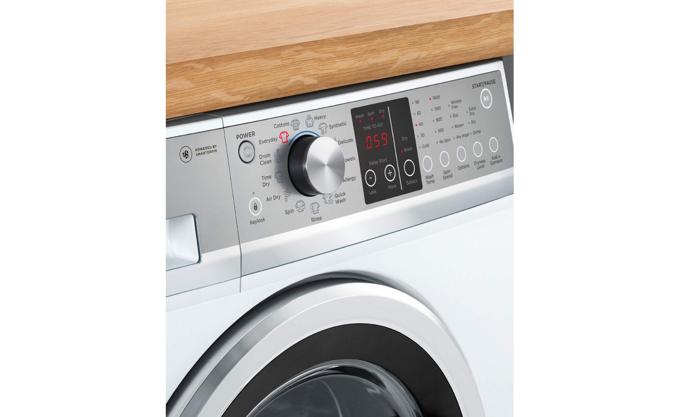 Fisher & Paykel 8.5kg/5kg Washing Machine Dryer Combo WD8560F1
