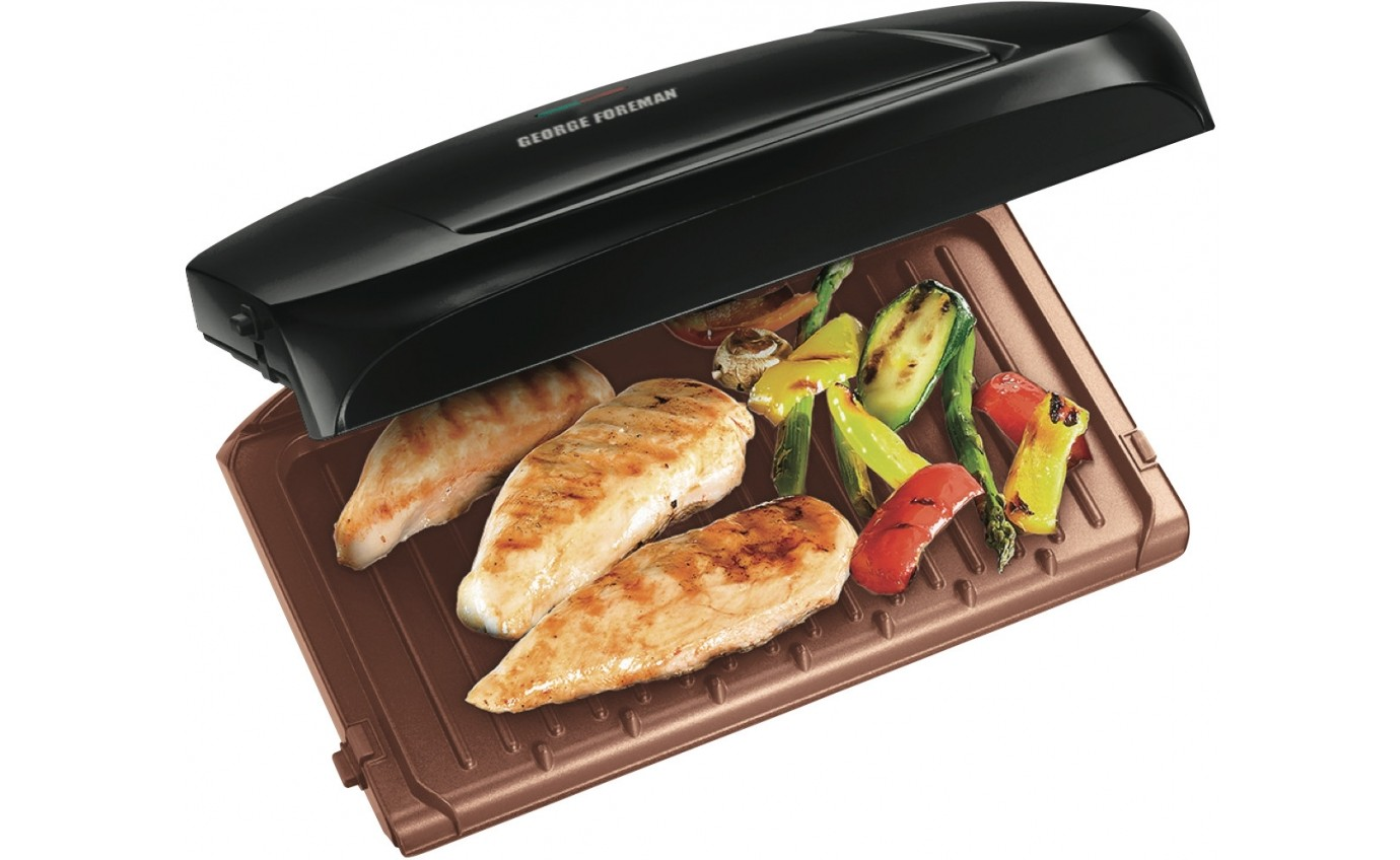 George Foreman Easy To Clean Grill GR20840AU