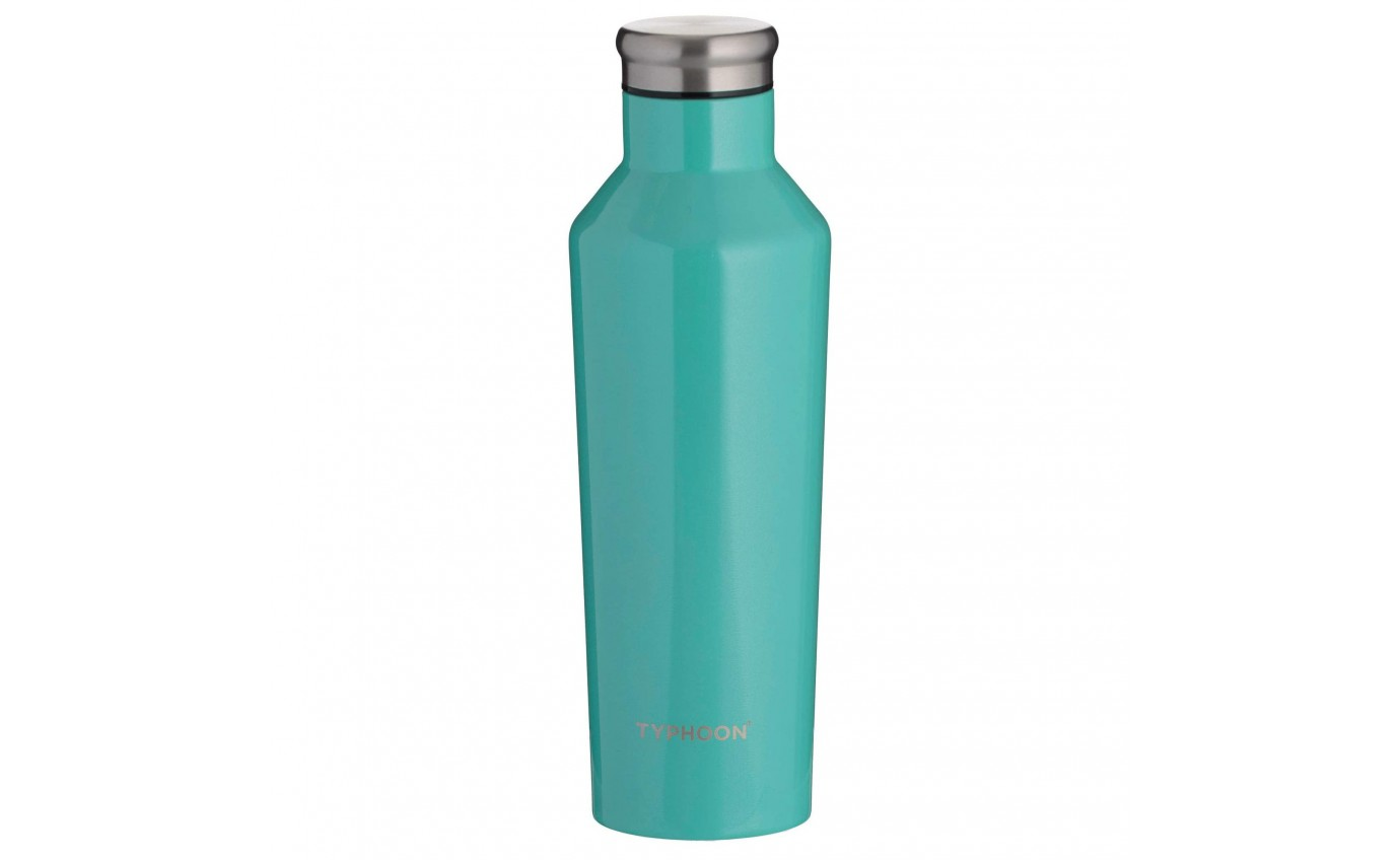 Typhoon Pure Blue Double Wall Bottle 29202
