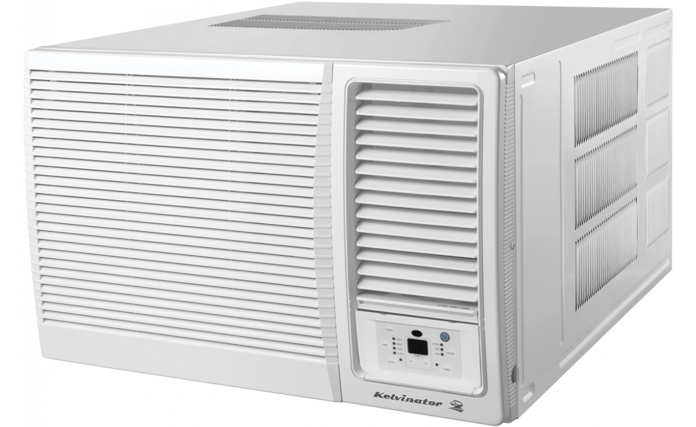 Kelvinator 2.2kW Window/Wall Air Conditioner (Cooling Only) KWH22CRF