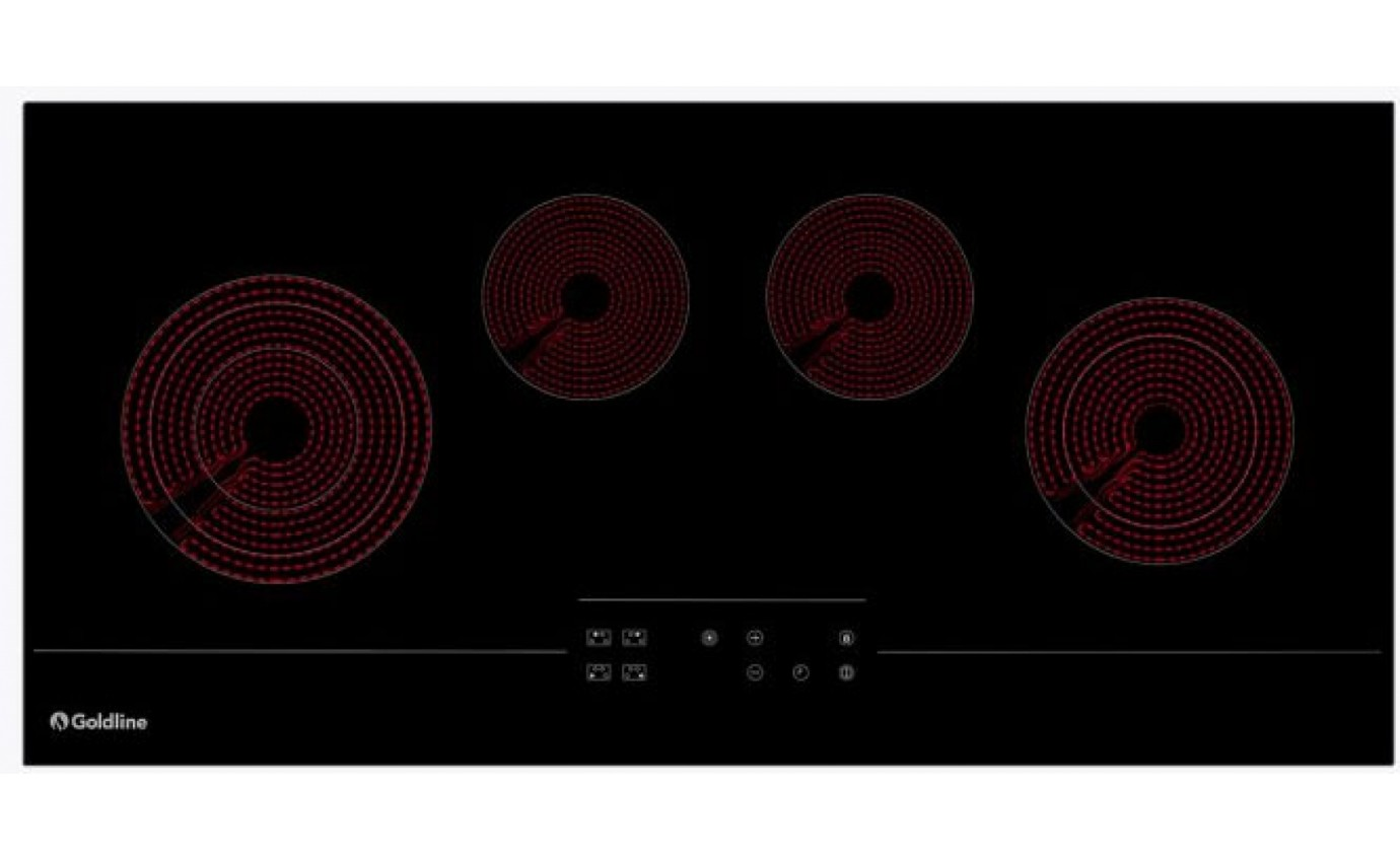 Goldline Ceramic Electric Cooktop RZ94T1
