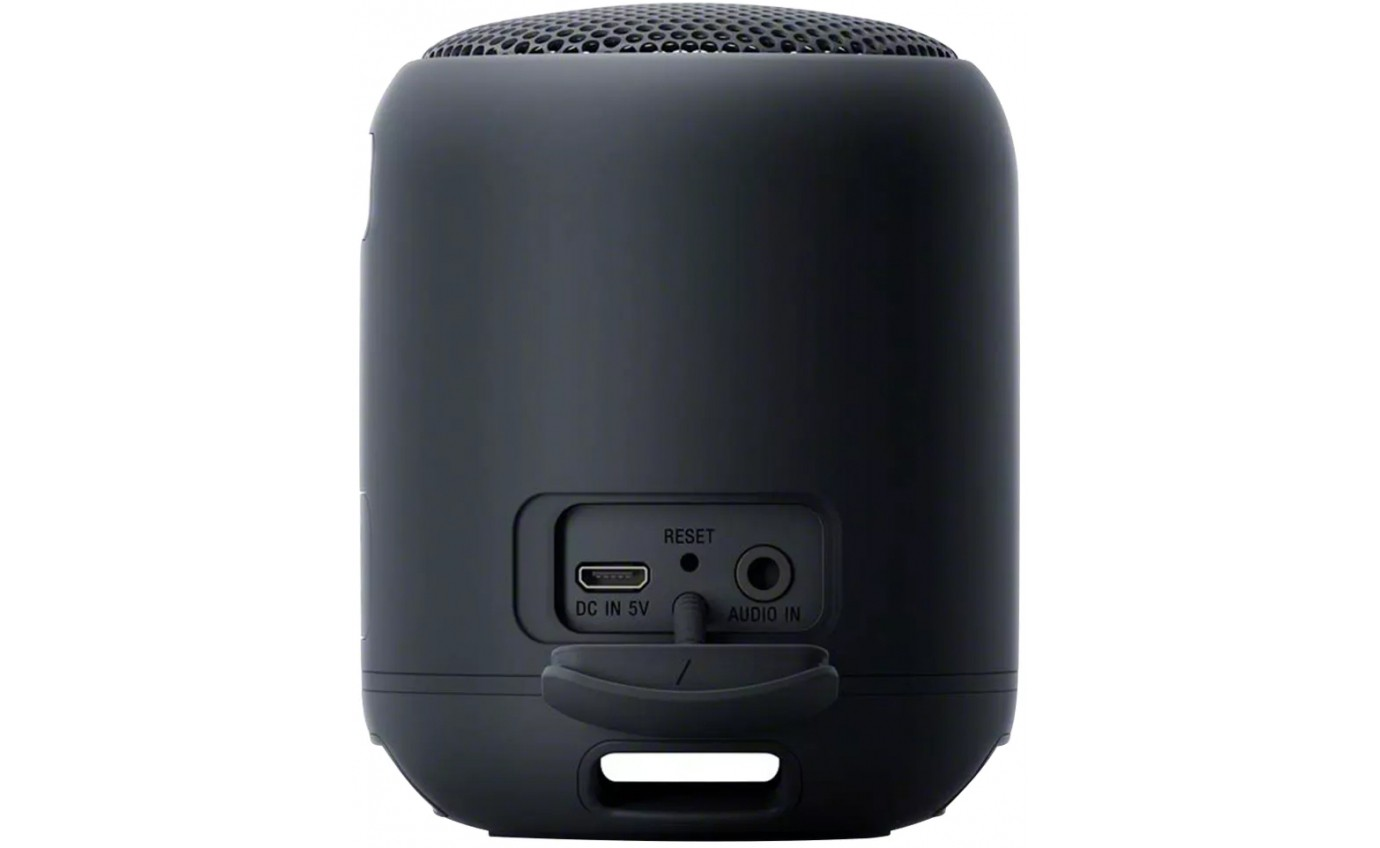 Sony Portable Bluetooth Wireless Speaker (Black) SRSXB12B