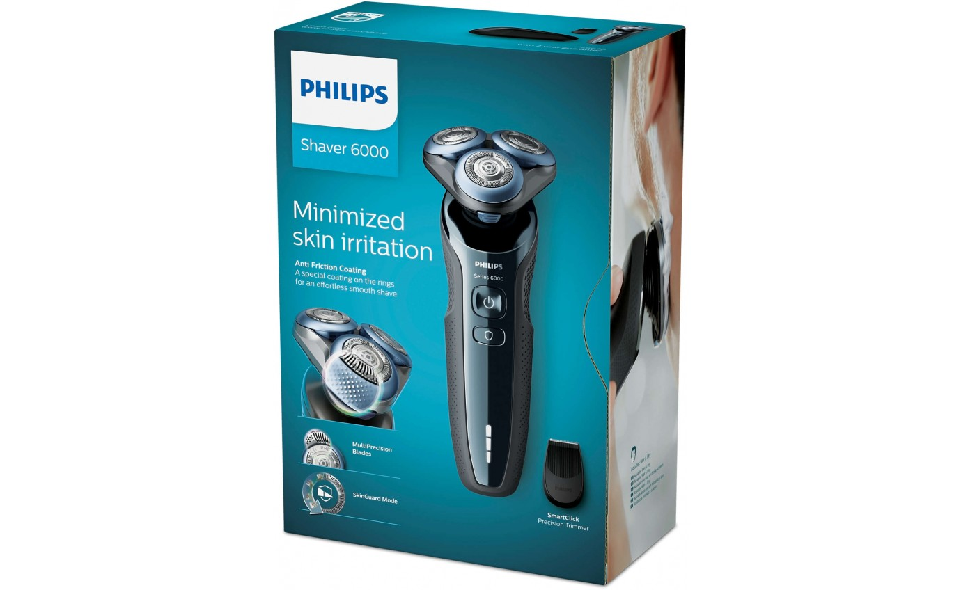 Philips Wet and Dry Electric Shaver S663011