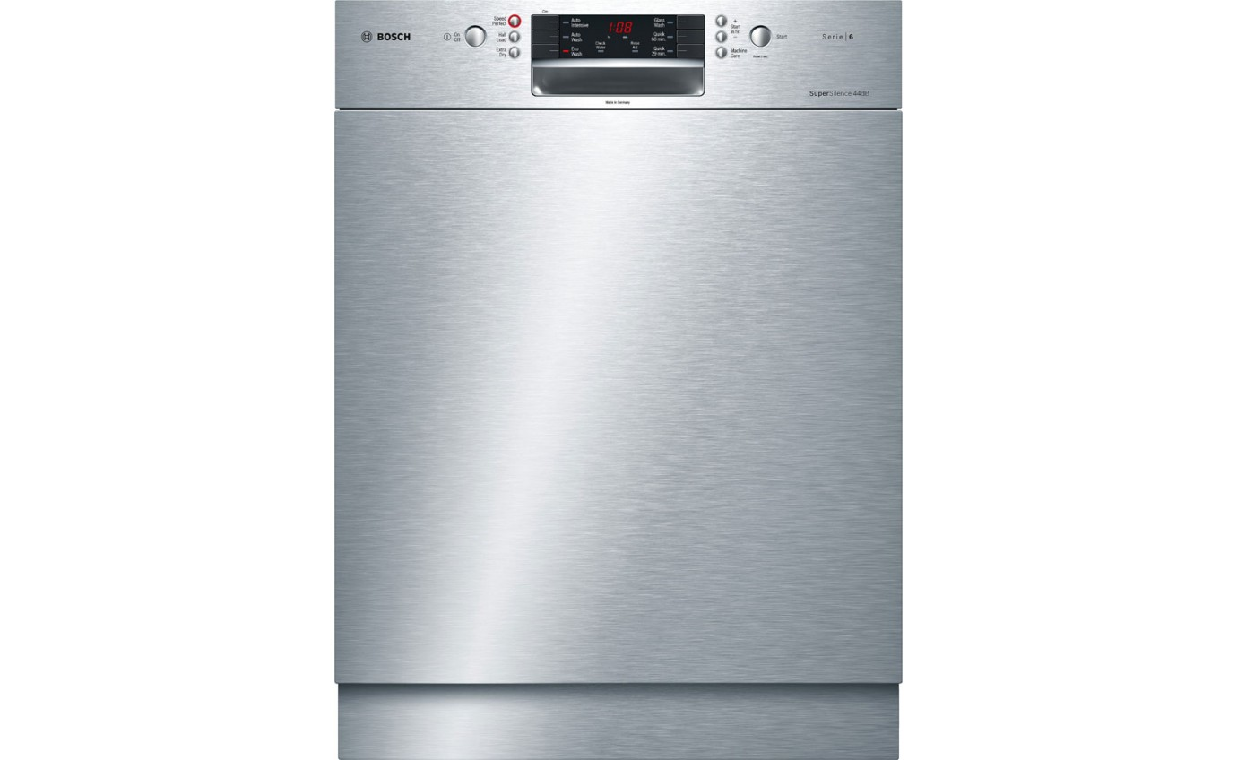 Bosch 60cm Built-under Dishwasher SMU66MS02A
