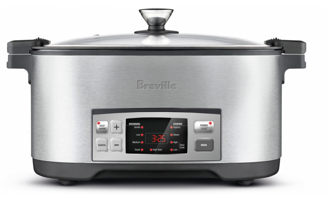 Breville Searing Slow Cooker LSC650BSS
