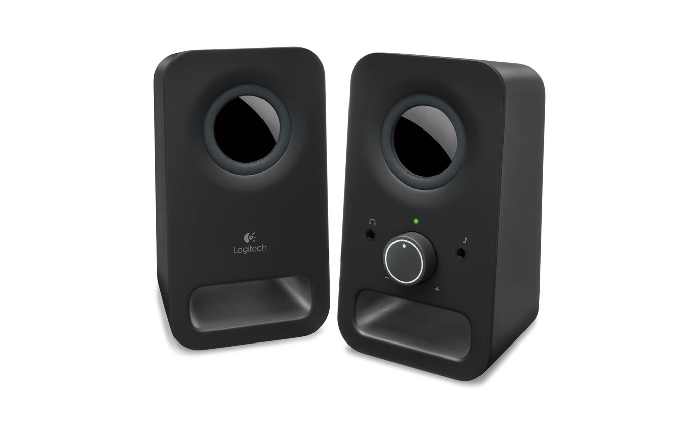 Logitech Multimedia Speaker Z150 (Black) 980000862