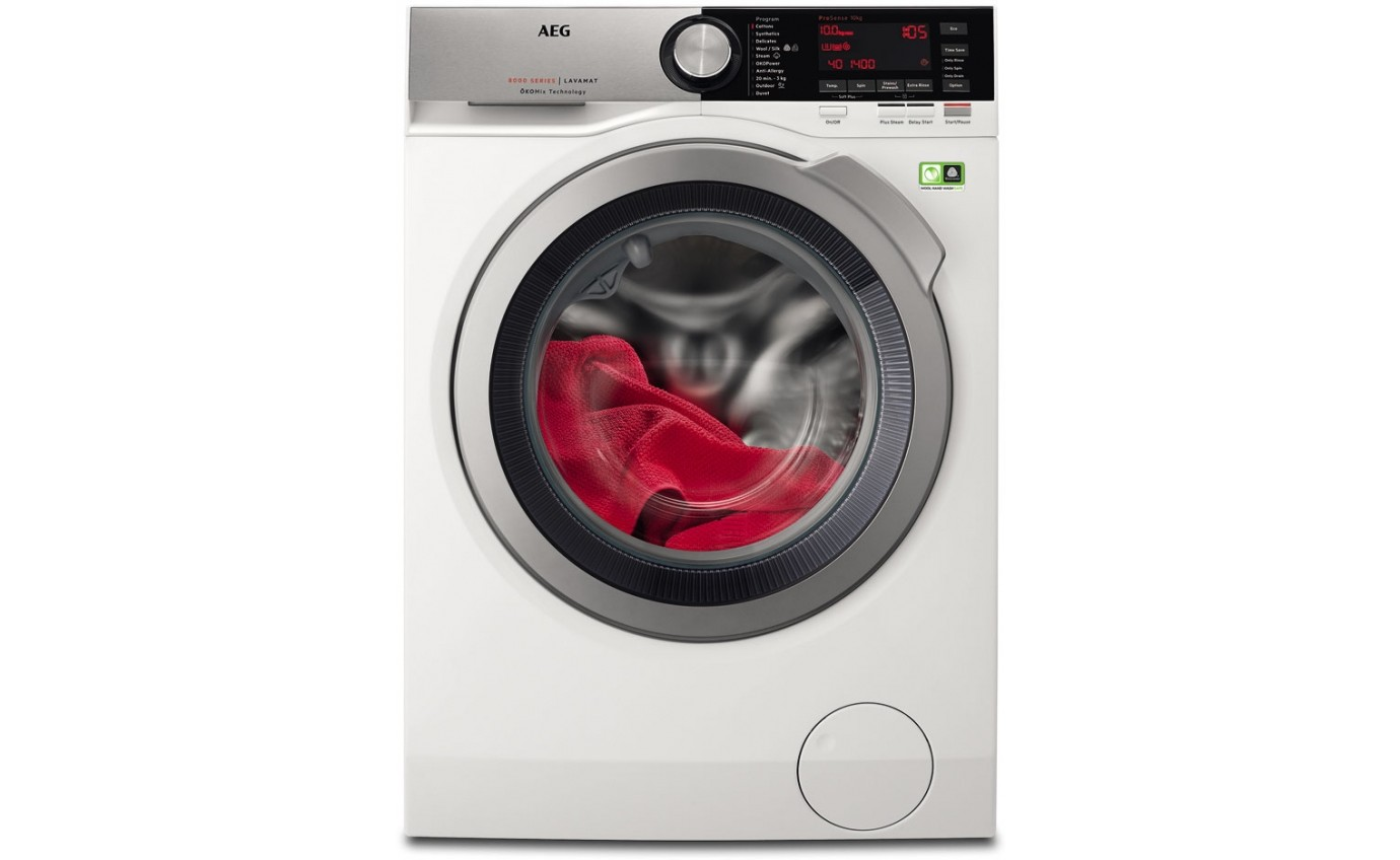 AEG 10kg Front Load Washing Machine LF8C1612A