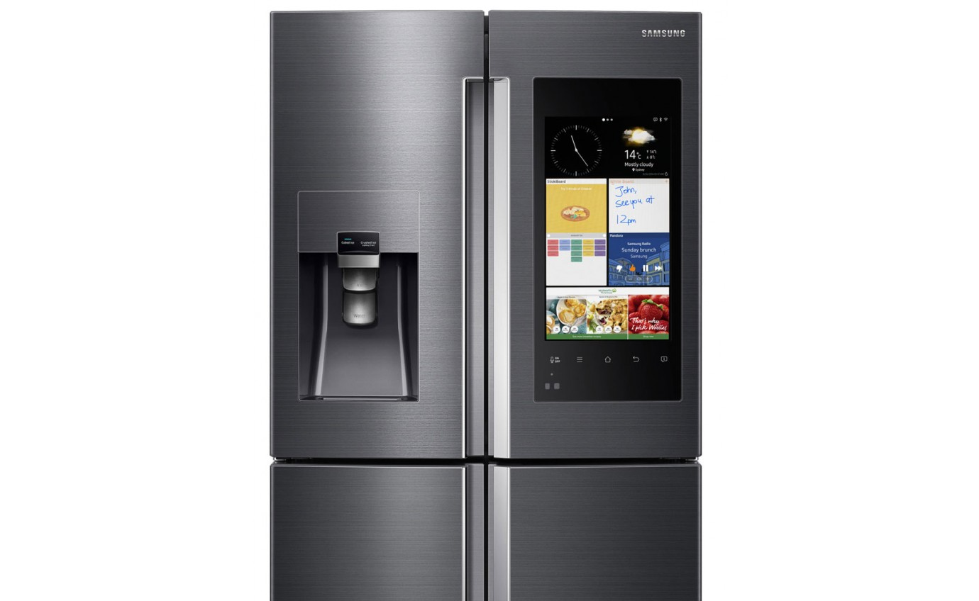 Samsung 671L French Door Fridge w/ Family Hub SRF671BFH2