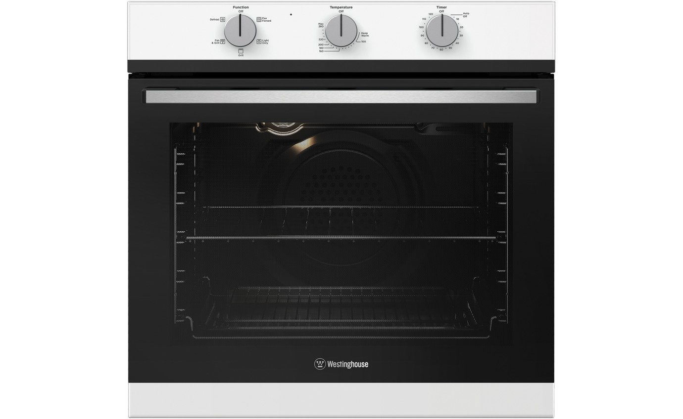Westinghouse 60cm Multifunction Oven WVE614WC