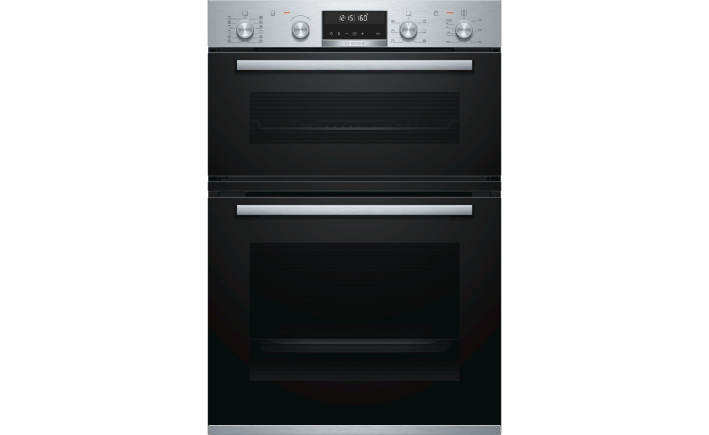 Bosch 60cm Built-in Double Oven MBG5787S0A