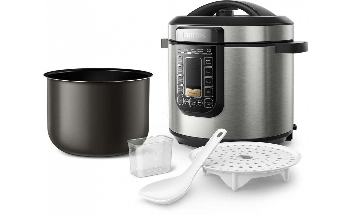 Philips All-In-One Multi Cooker HD223772