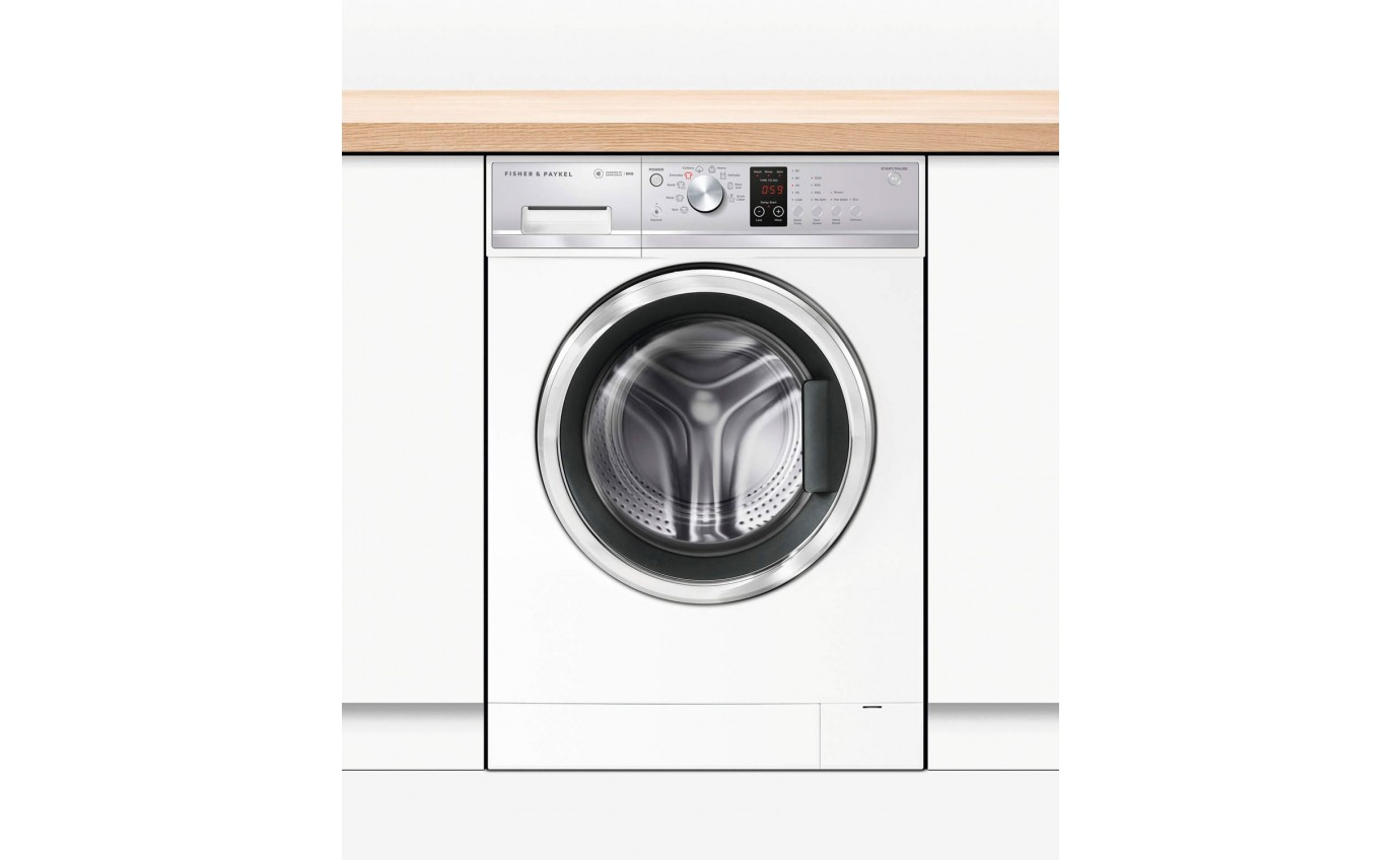 Fisher & Paykel 9kg Front Loader Washing Machine WH9060J3