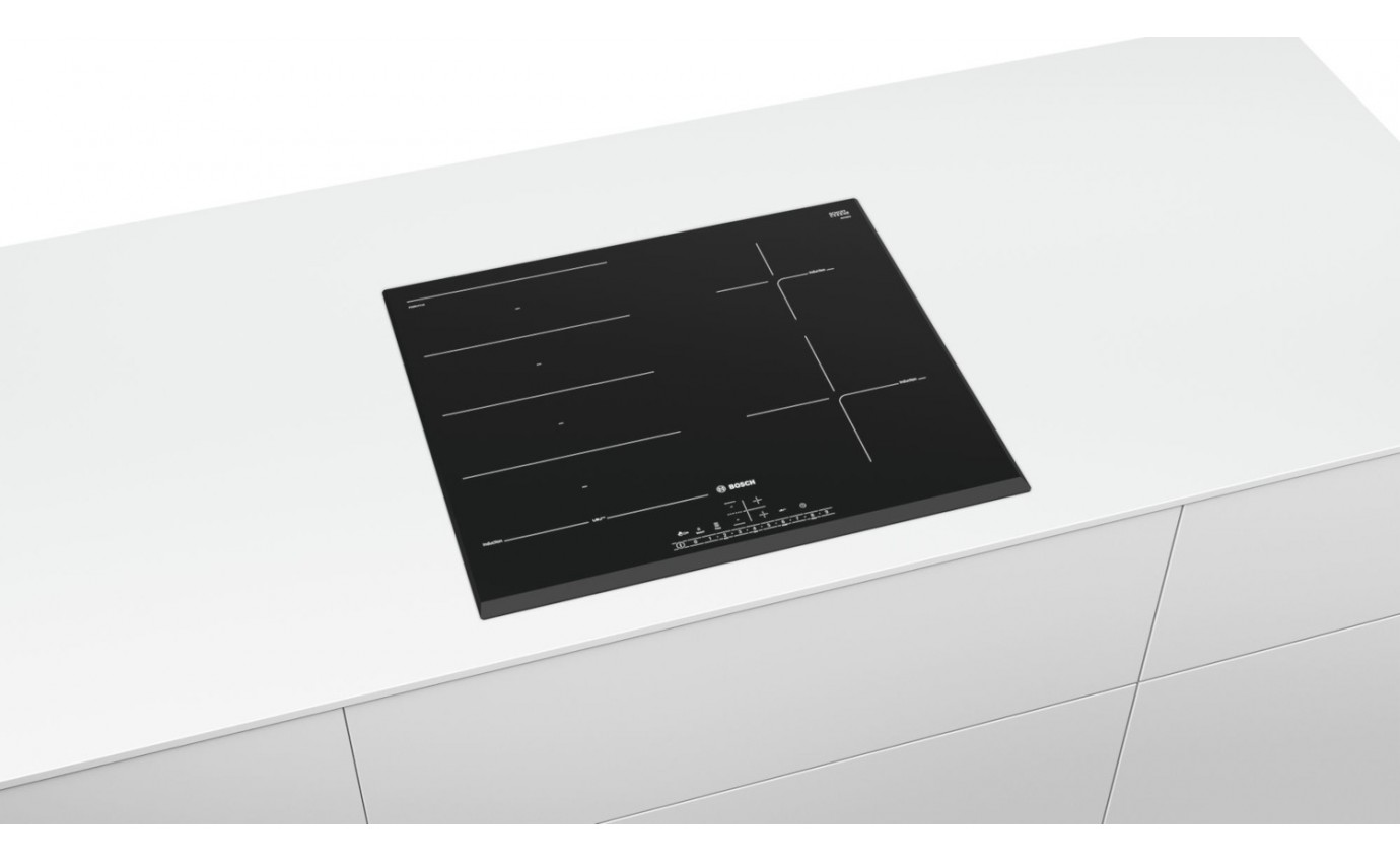 Bosch Serie 6 60 cm Induction Cooktop PXE651FC1E