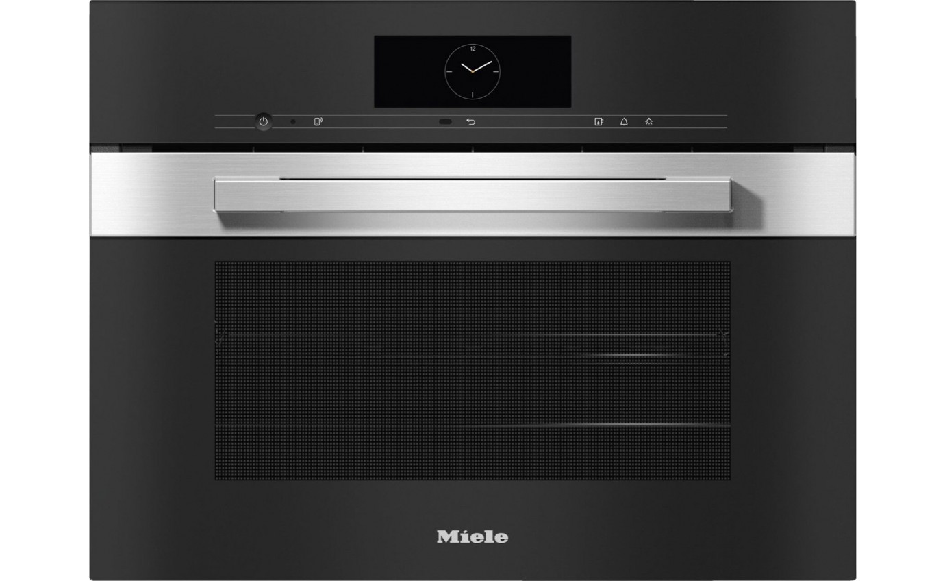 Miele 60cm Steam Combi Oven DGC7845CS