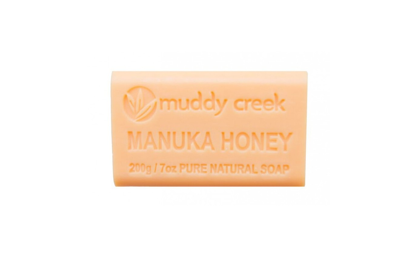 Muddy Creek Manuka Honey Soap MANUKA
