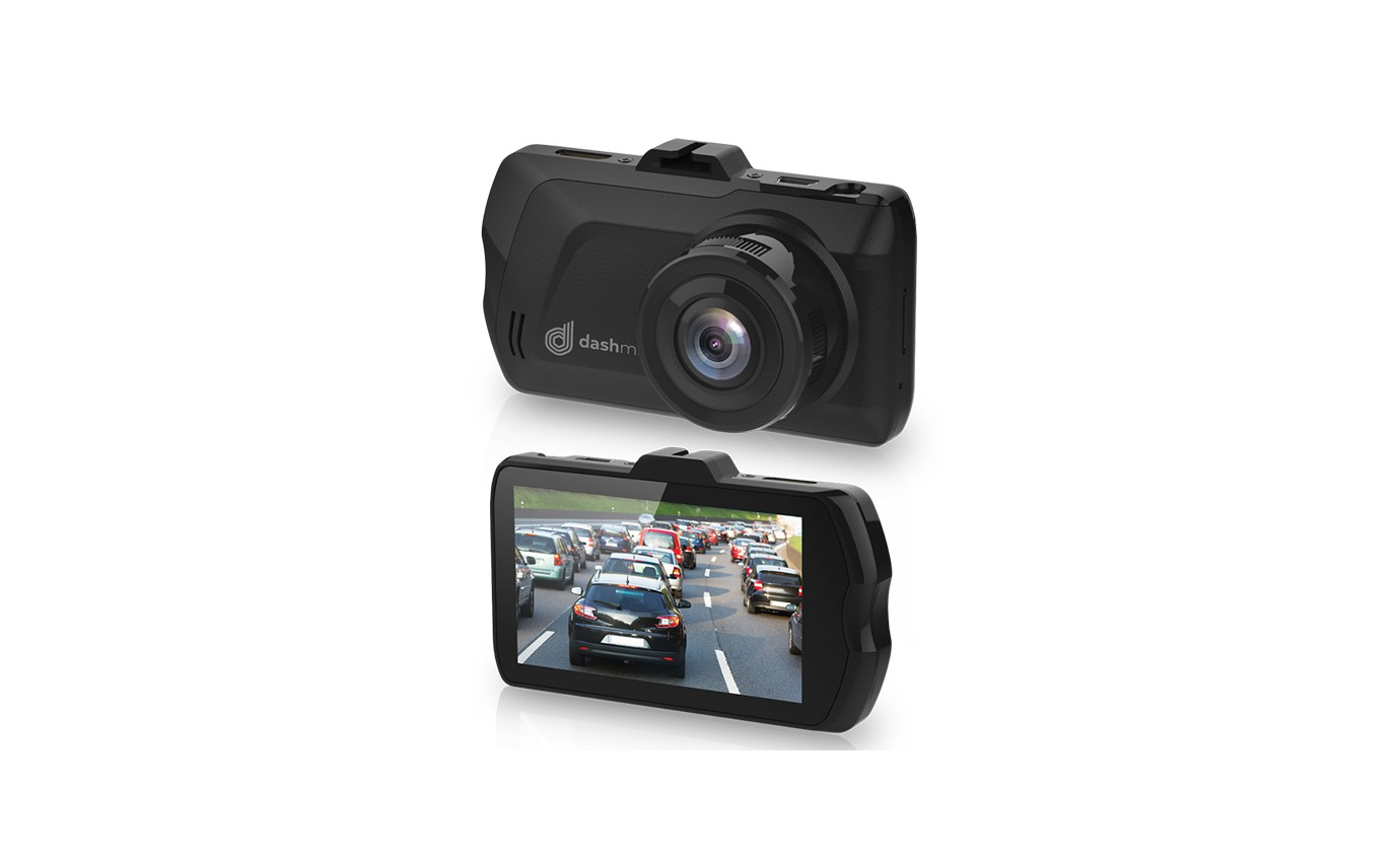 Dashmate Full HD Dash Camera DSH440