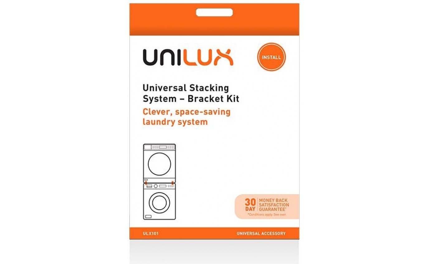 Unilux Universal Stacking System - Bracket Kit ULX101