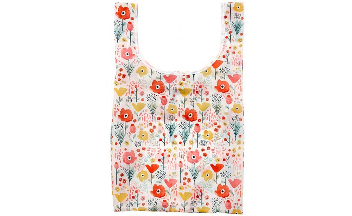 Ladelle Spring Time Eco Recycled PET Shopping Bag 16035