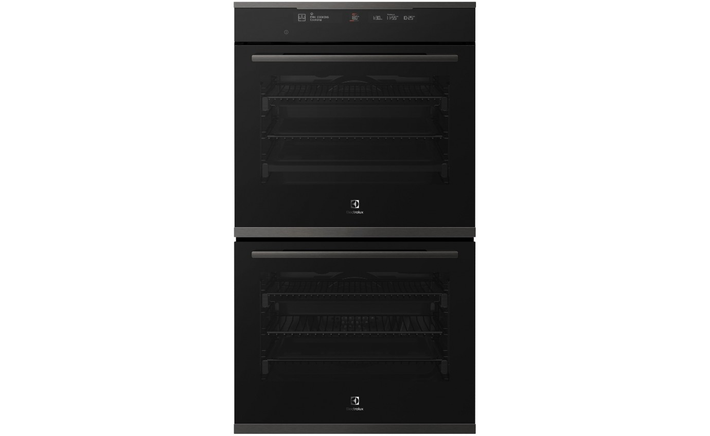 Electrolux 60cm Multifunction Duo Oven EVE636DSD