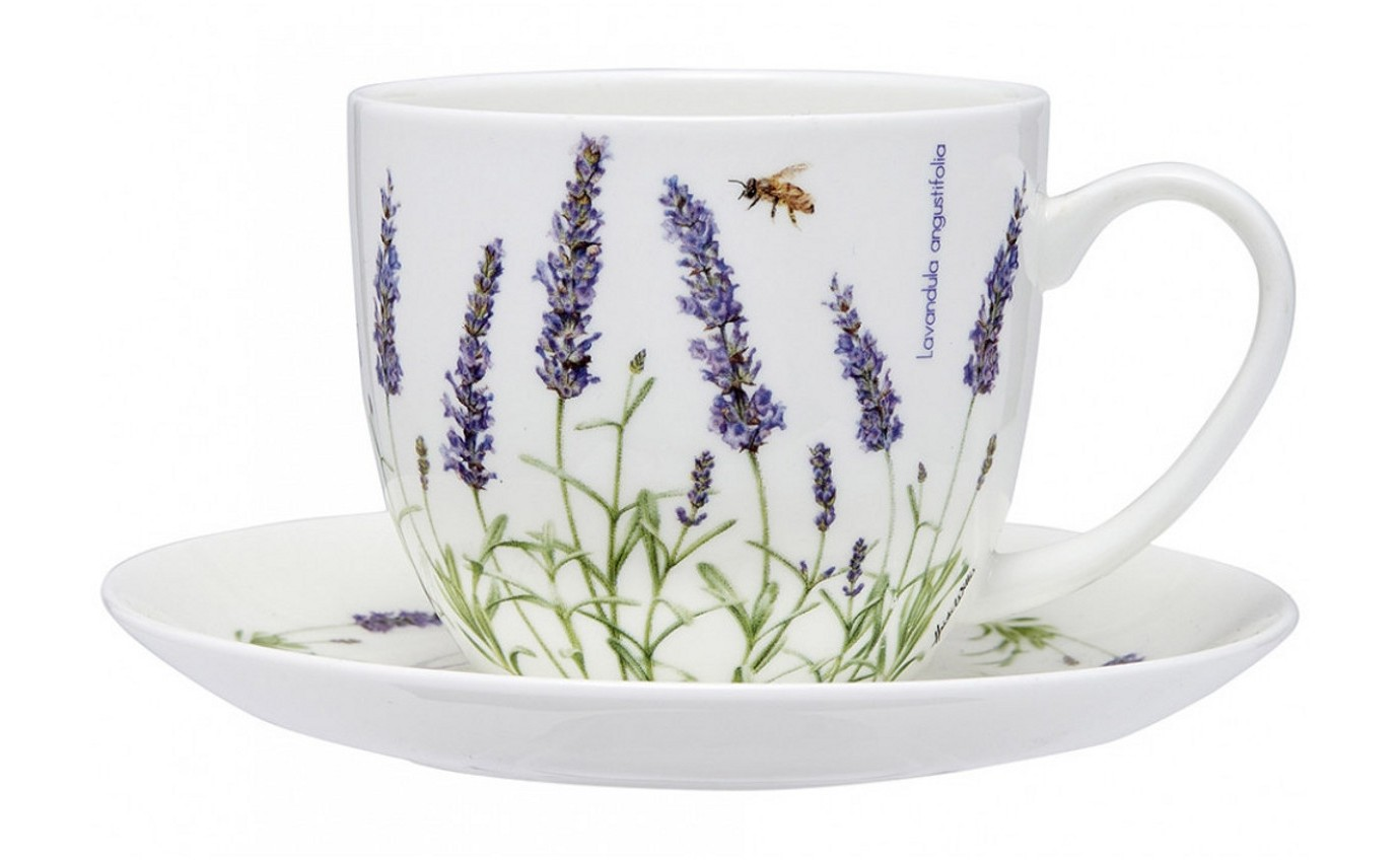 Ashdene Lavender Fields Cup and Saucer 519004