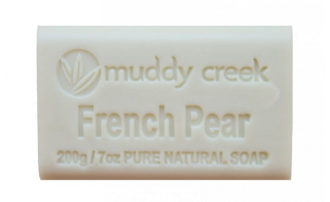 Muddy Creek French Pear Soap FRENCH
