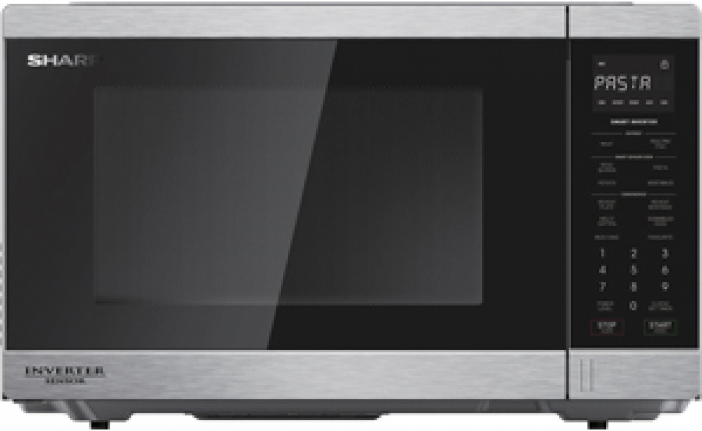 Sharp Conventional Microwave Oven S/Steel R395EST