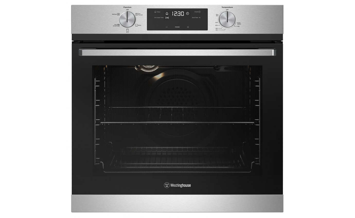 Westinghouse 80L Single Oven WVG615SCNG