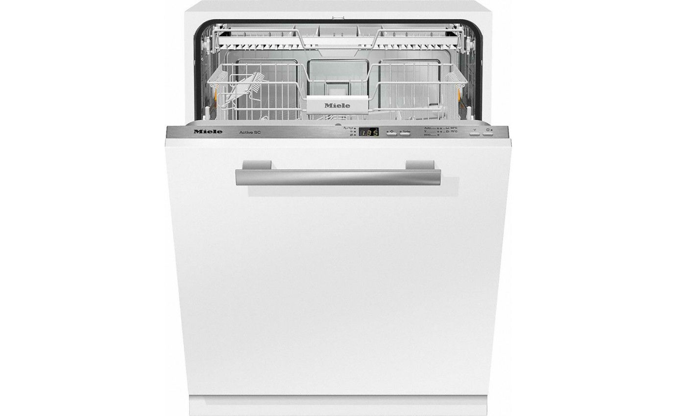 Miele 60cm Fully Integrated Dishwasher G4263SCVI