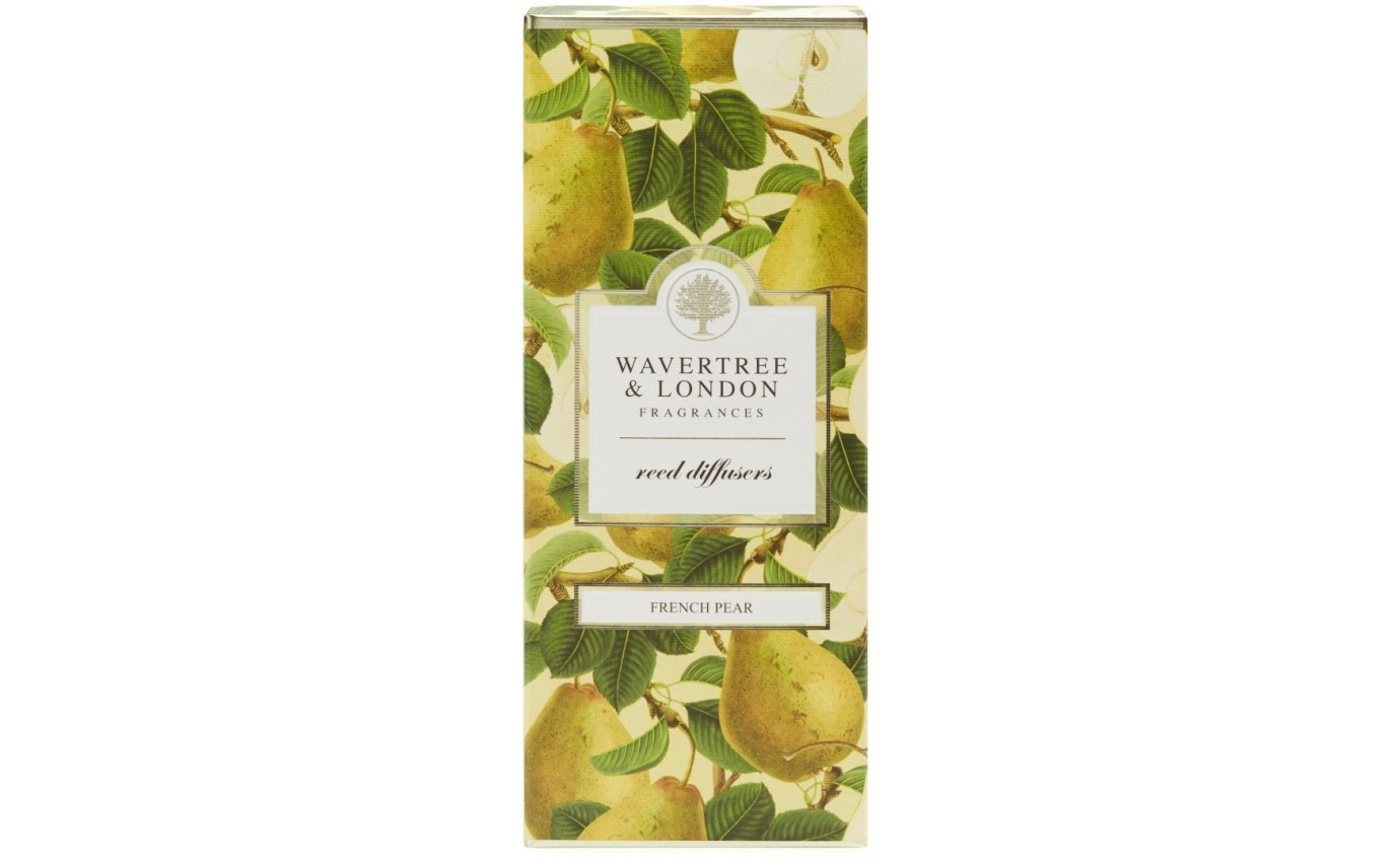 Wavertree & London French Pear Diffuser 9347774002023